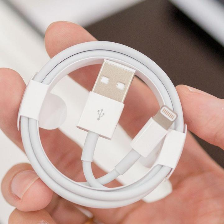 Dây cáp sạc Lightning dành cho điện thoại Iphone 6S Plus