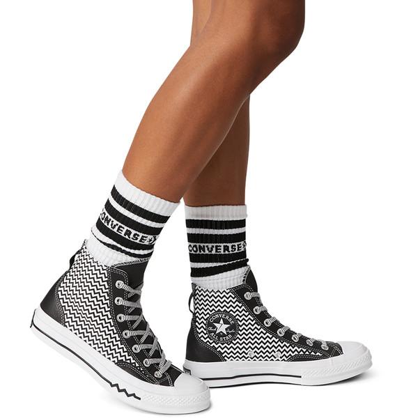 Giày Converse Chuck 70 Mission-V Hi Black - 564969C