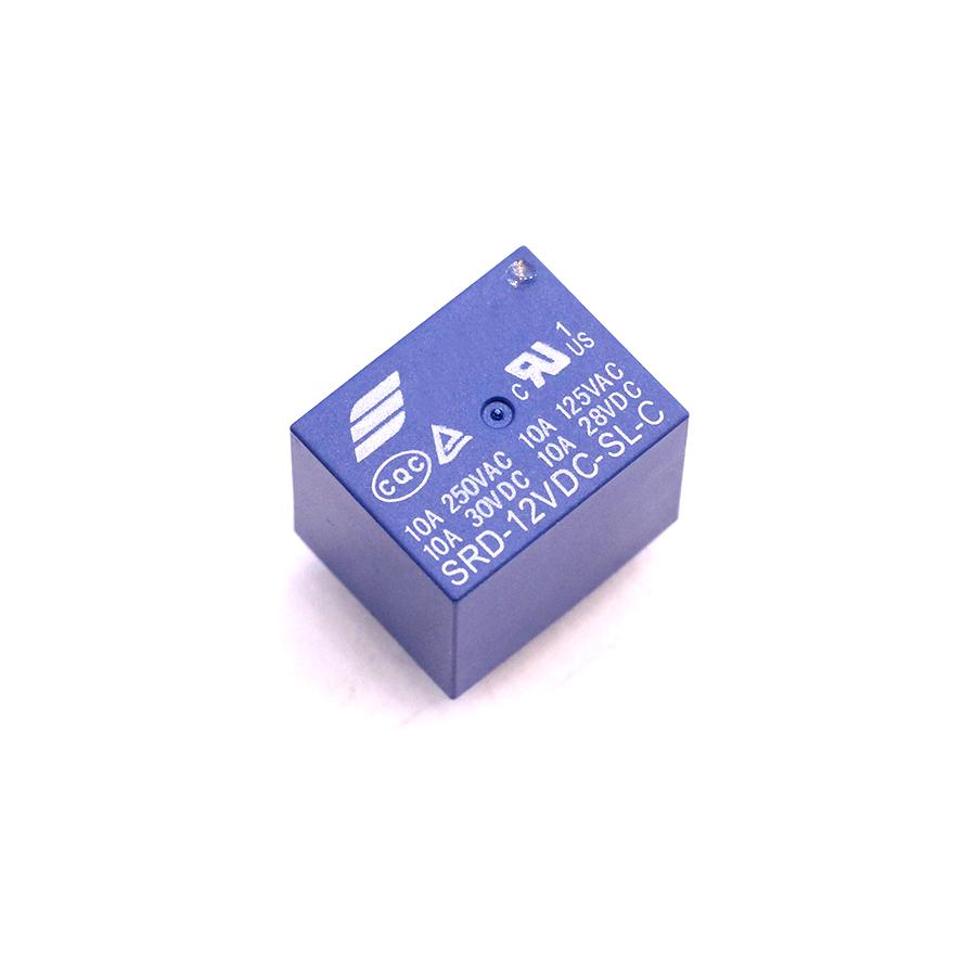 Bộ 3 Chiếc Relay 12V10A SRD- 12DVC- SL- C