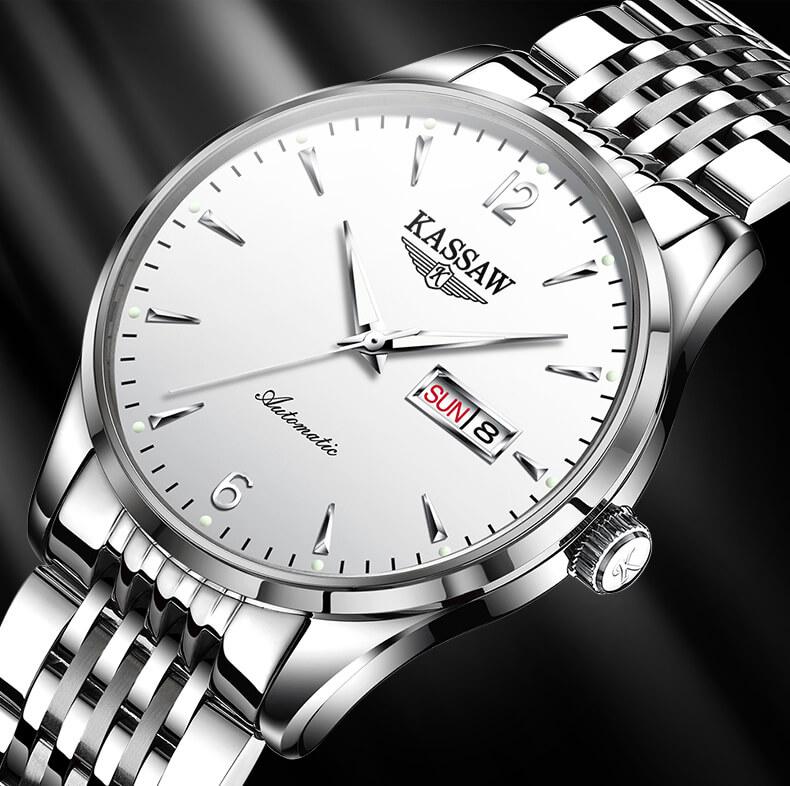Đồng hồ nam chính hãng KASSAW K876-3