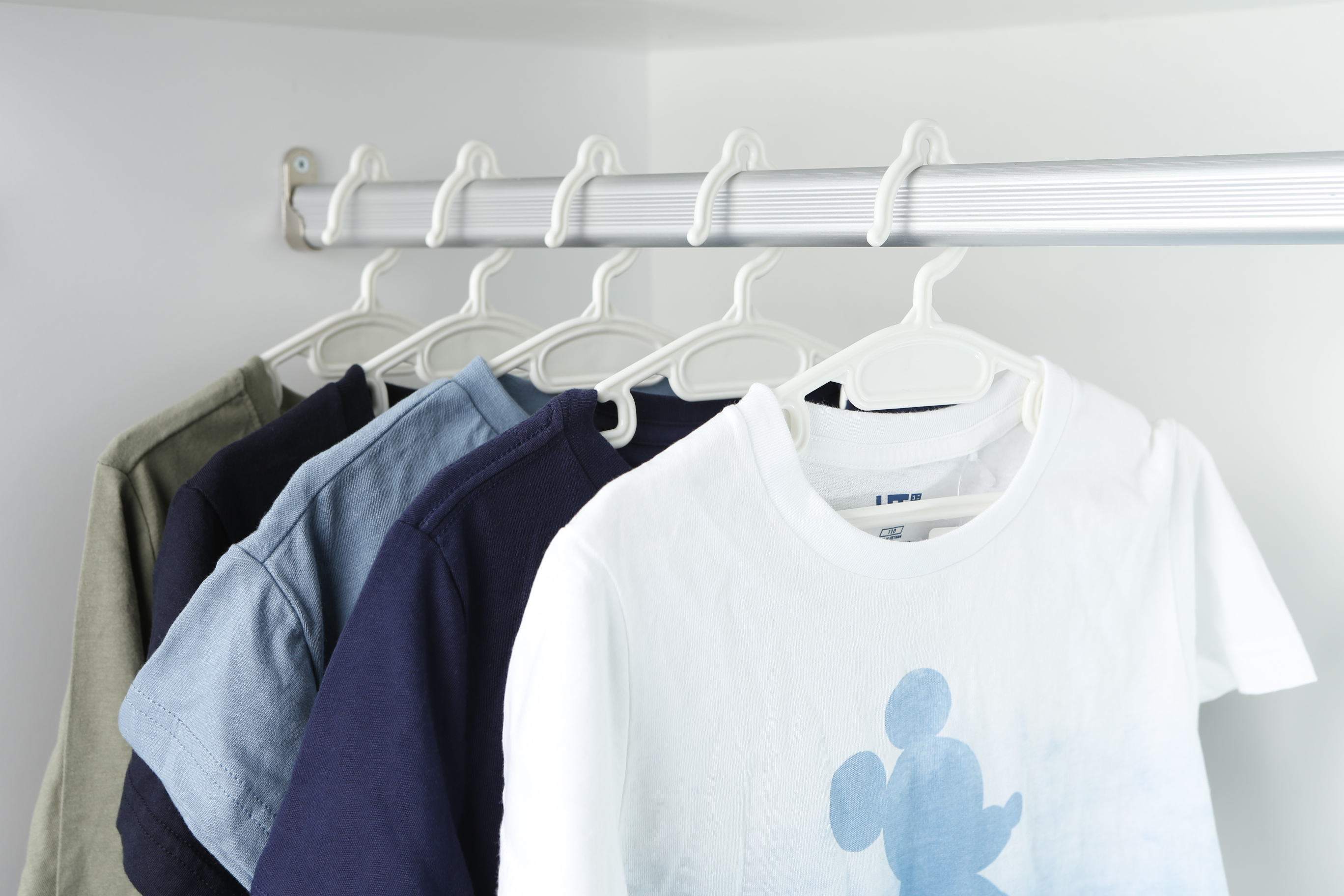 Set 10 chiếc móc áo đầm Hara 182 hàng cao cấp - giao màu ngẫu nhiên