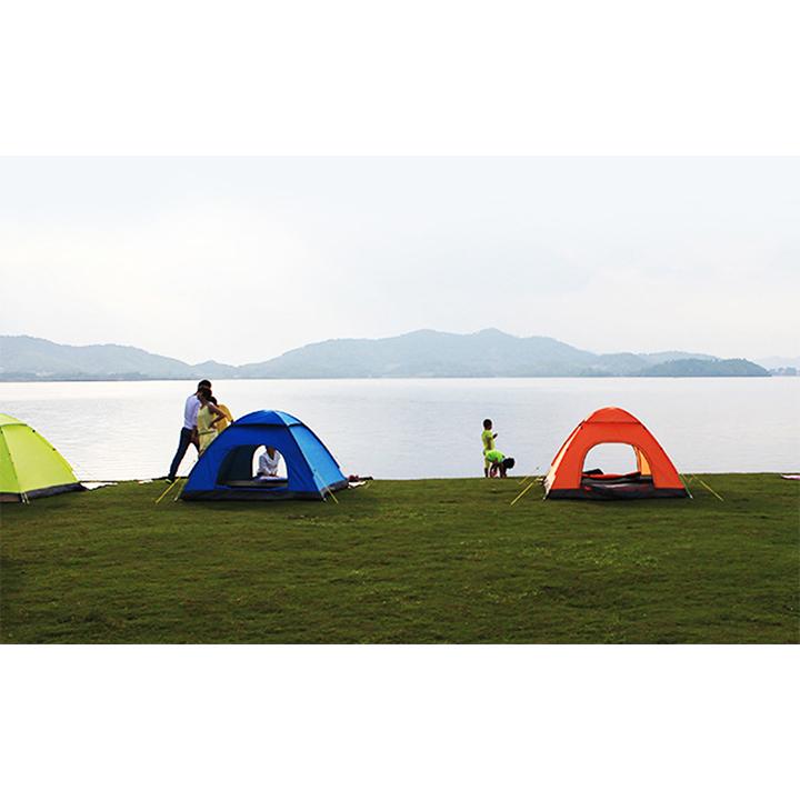 Lều cắm trại - Lều du lịch 3 đến 4 người JX001
