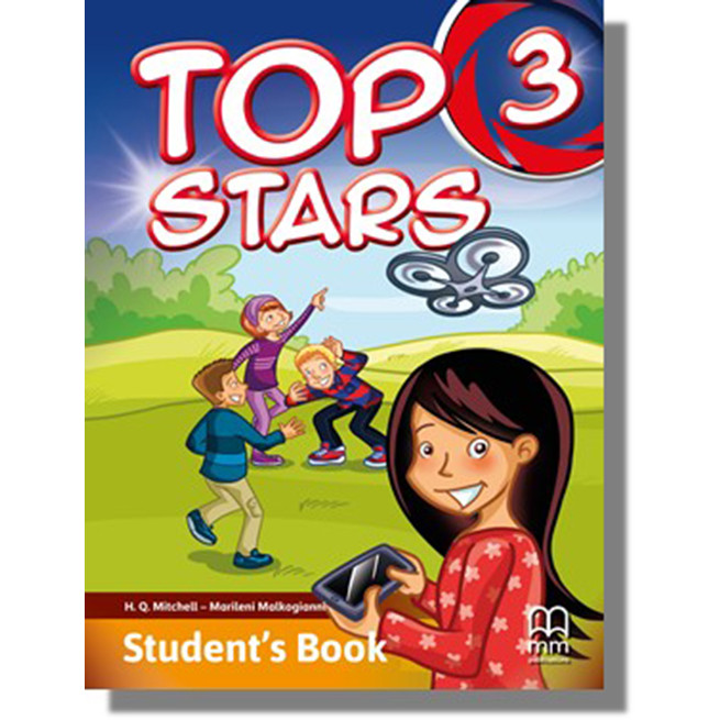 MM Publications: Top Stars 3 Student's Book (American Edition)