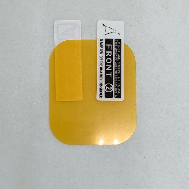 Bộ 2 miếng dán TPU bảo vệ màn hình dành cho đồng hồ Amazfit GTS 2