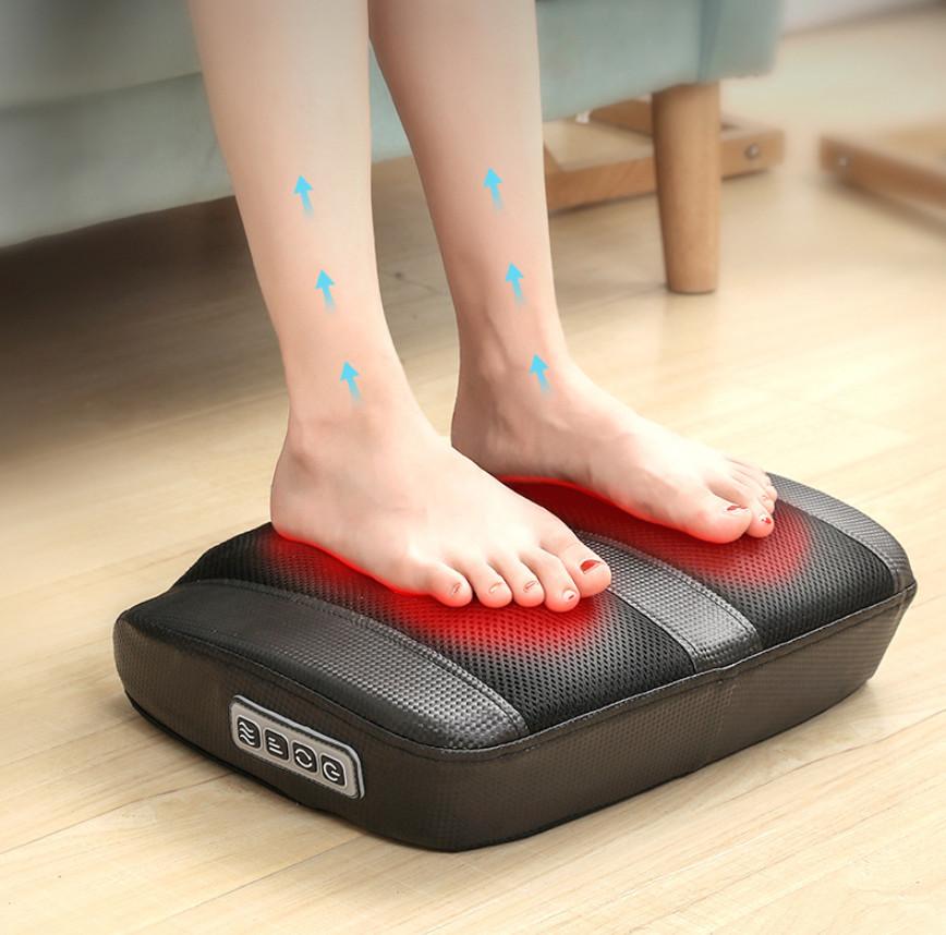 Gối massage chân cho người cao tuổi tuần hoàn máu, giảm nguy cơ đột quỵ ZLJ-ST01