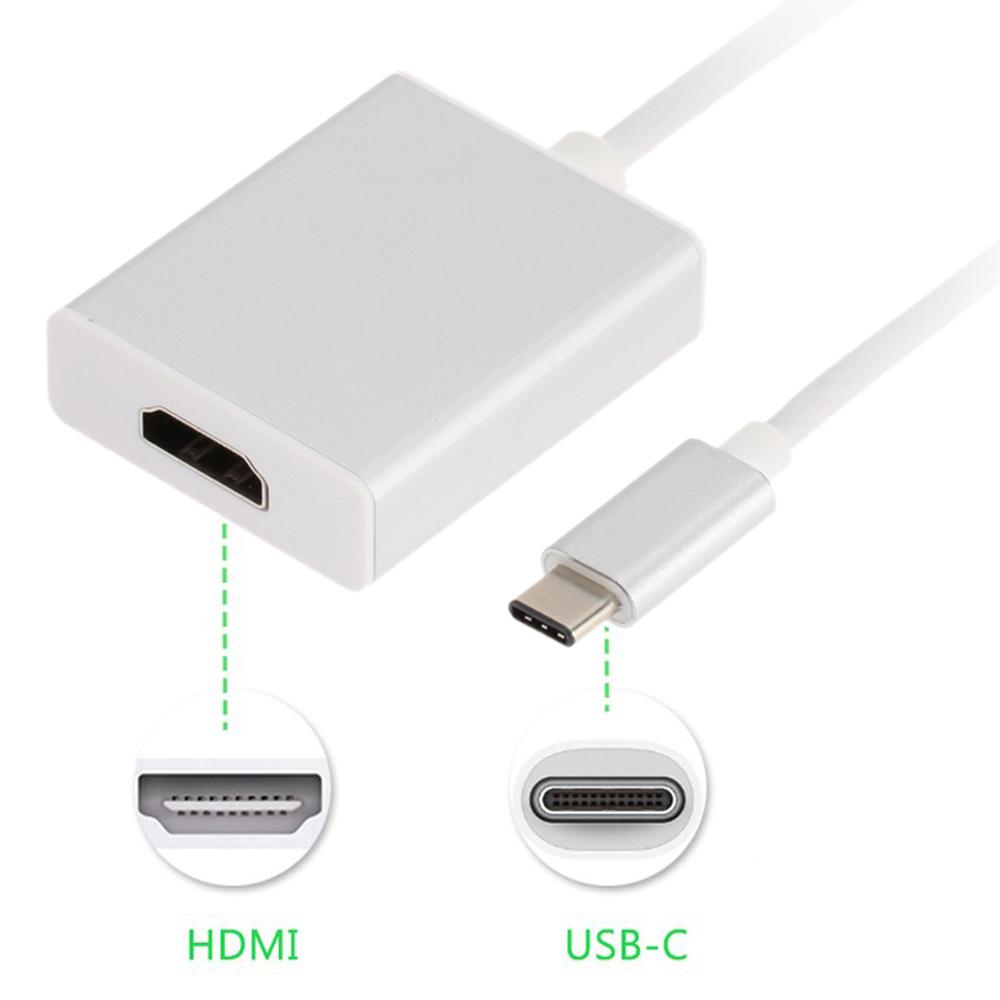 Cáp Chuyển Đổi USB 3.1 Type-C sang cổng HDMI từ điện thoại lên TV