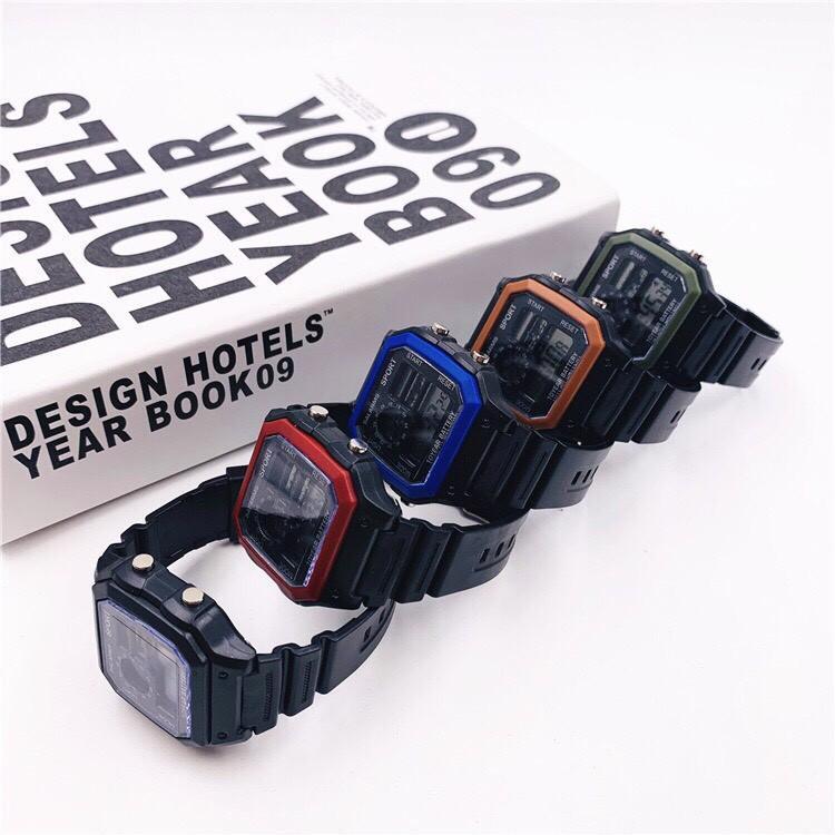 Đồng hồ điện tử nam Sport mẫu mới J022