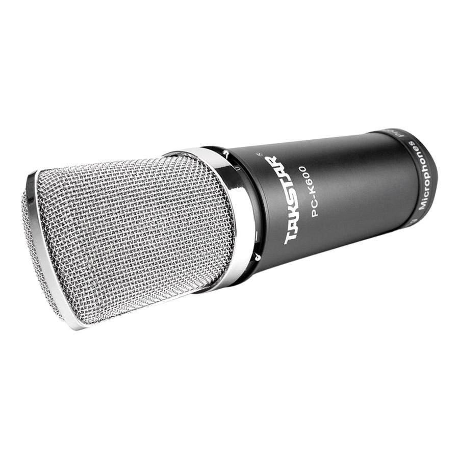 Micro Hát Karaoke Online Takstar PC-K600 (Mic)  - Hàng Chính Hãng