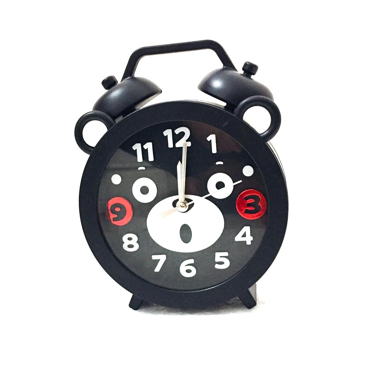 Đồng hồ báo thức để bàn LY1144A- Đen