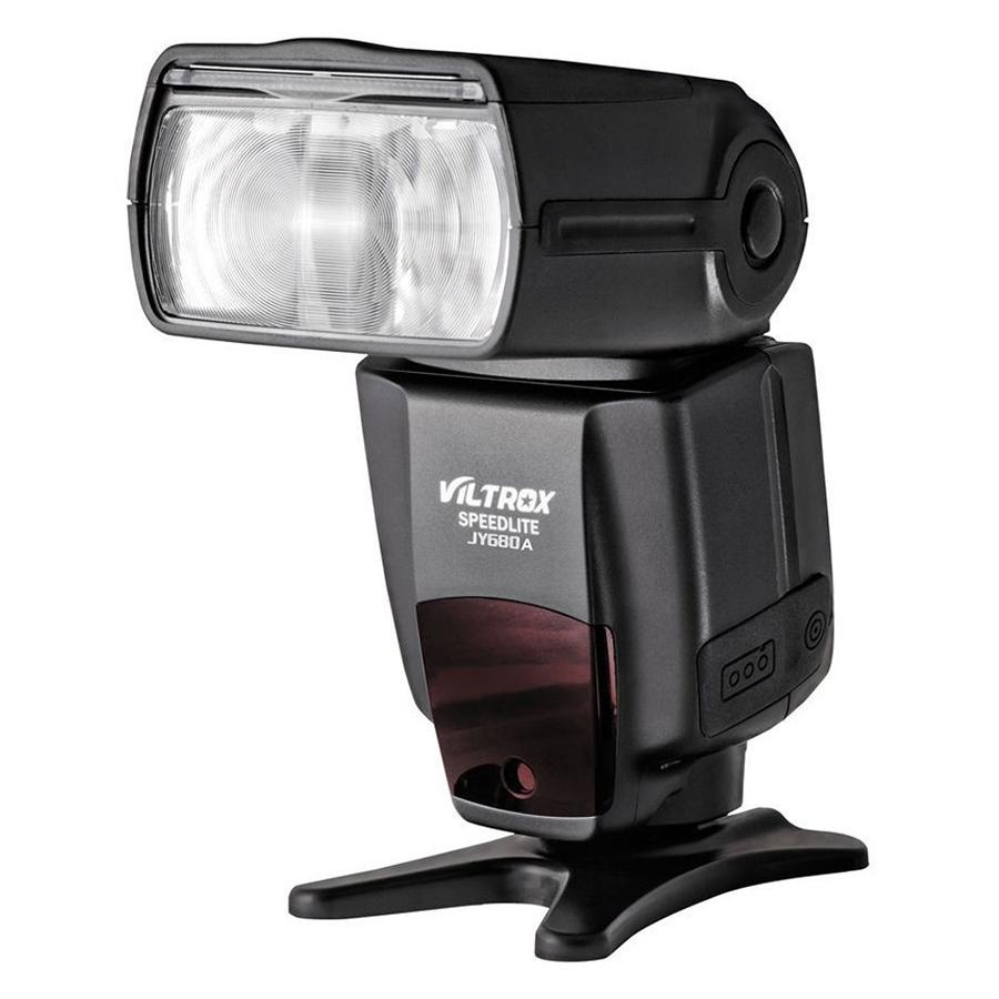 Đèn Flash Viltrox JY680A (Đen) - Hàng Nhập Khẩu