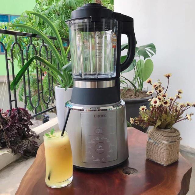 Máy làm sữa hạt xay nấu đa năng PRO 5 phiên bản tiếng Việt 2019