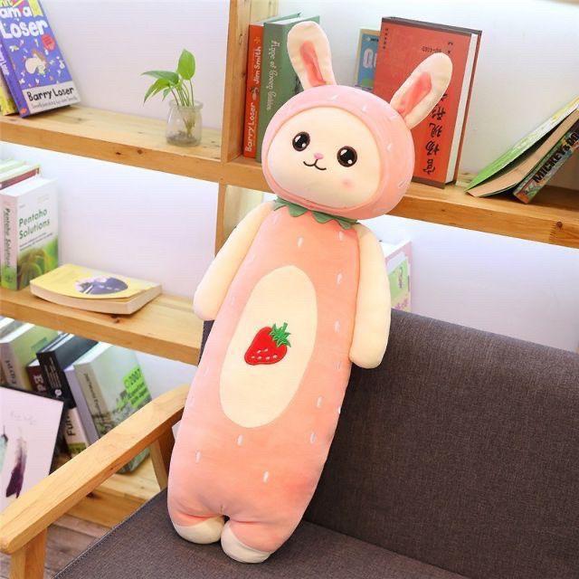 Gối Ôm Hình Thú Cho Bé - Thỏ Kute
