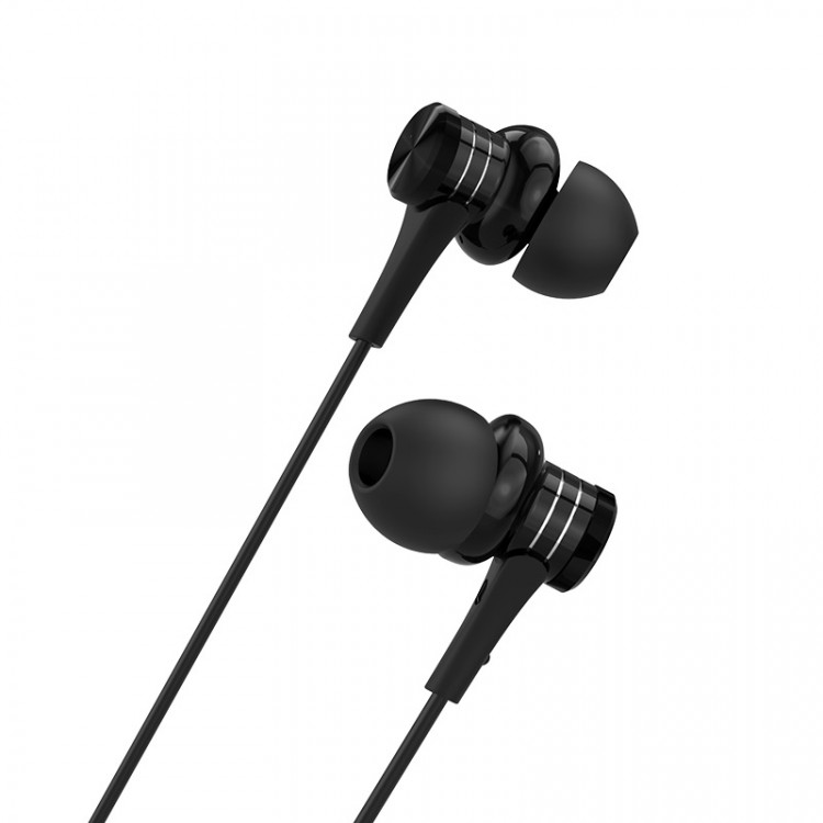 borofone bm22 boundless universal earphones with mic intro