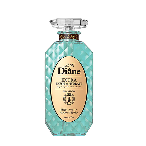 Dầu gội  kiểm soát dầu Moist Diane Extra Fresh & Hydrate (450ml)