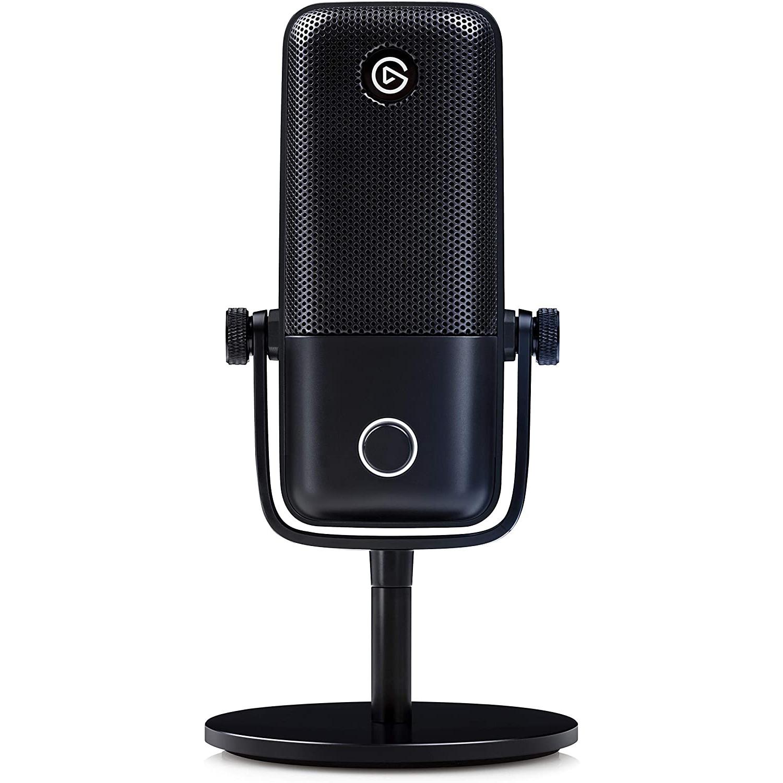 Micro Chuyên Livestream Elgato Wave 1 - Hàng Chính Hãng