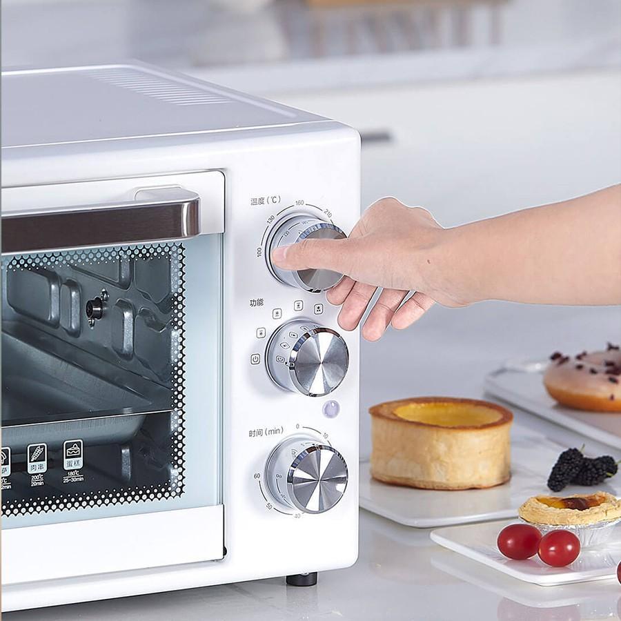 Lò nướng điện 32L VO3201 phạm vi nhiệt độ từ 100ºC đến 230 ºC
