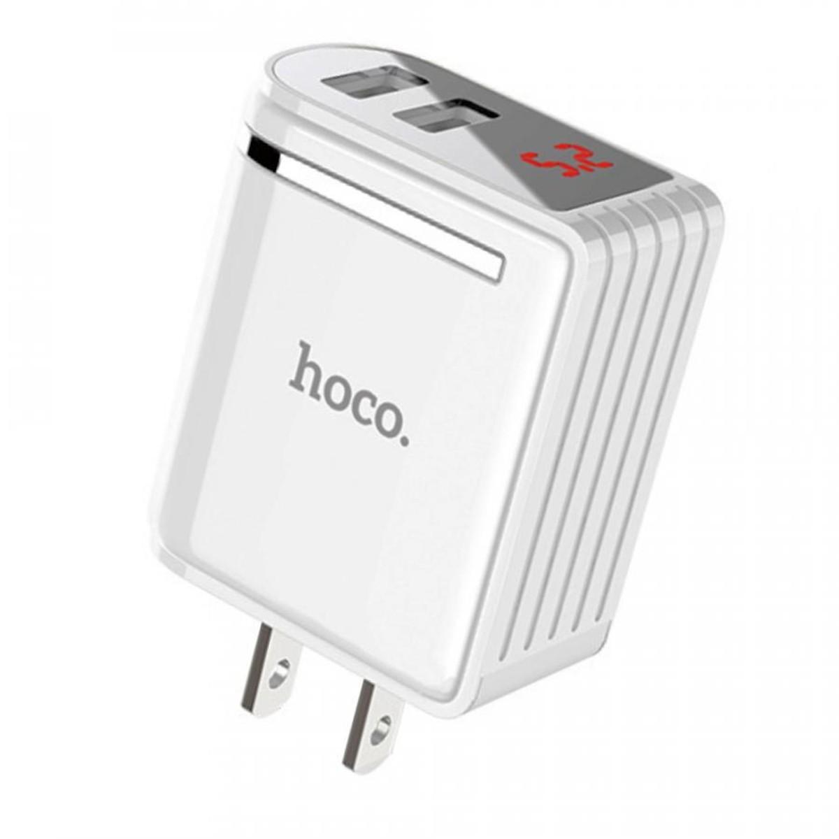 Củ Sạc Điện Thoại Hoco C39 + Tặng kèm 01 Cáp Sạc Điện Thoại IPhone - HÀng Chính Hãng
