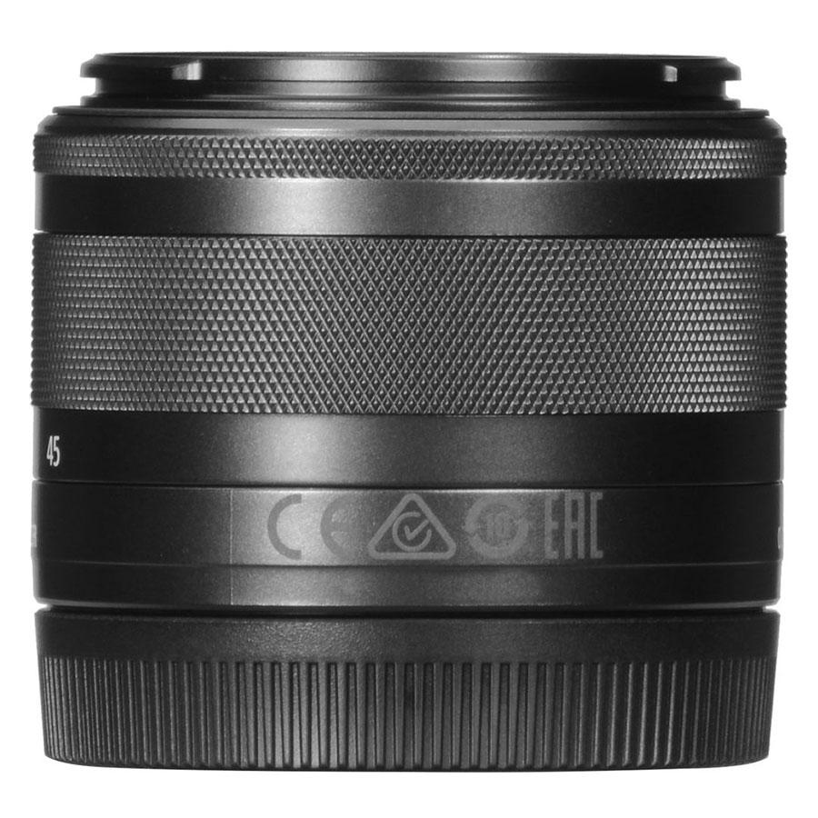 Lens Canon EF-M 15-45mm f/3.5-6.3 IS STM - Hàng Chính Hãng