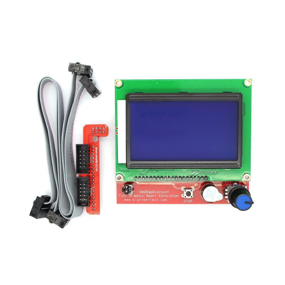 Bộ điều khiển dành cho máy in 3D vcn màn hình LCD 12864 RAMPS 1.4