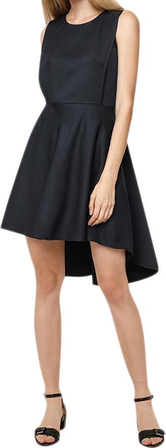 Đầm Nữ Dáng Đuôi Tôm Mint Basic - Đen Size S