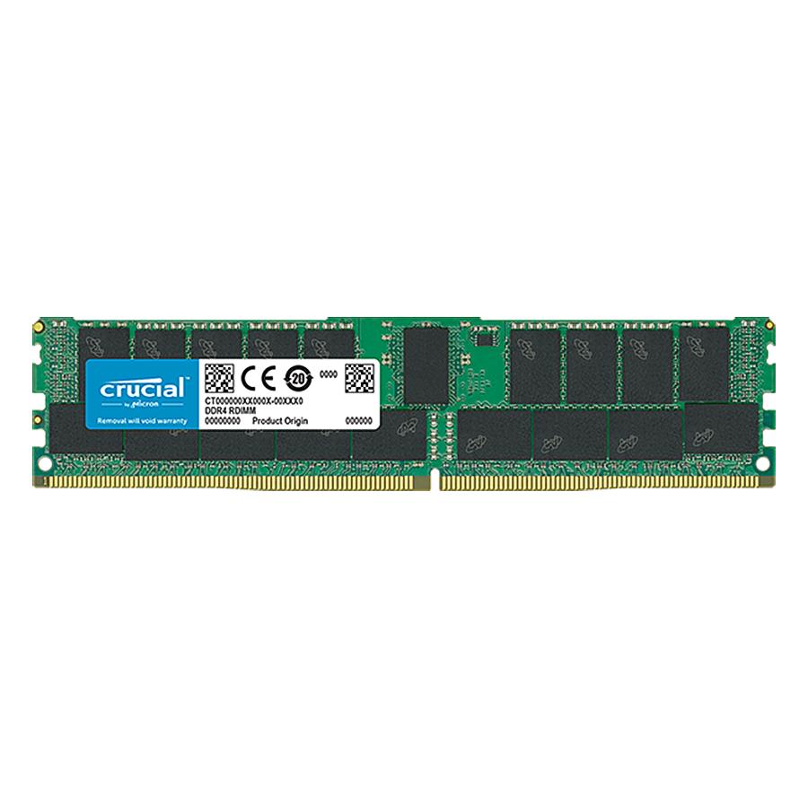 RAM Desktop Crucial 32GB DDR4 2400MHz RDIMM - Hàng Chính Hãng