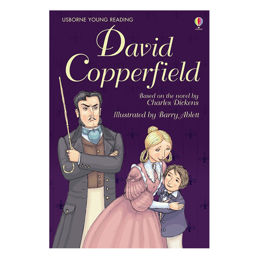 Usborne Young Reading Series Three: David Copperfield