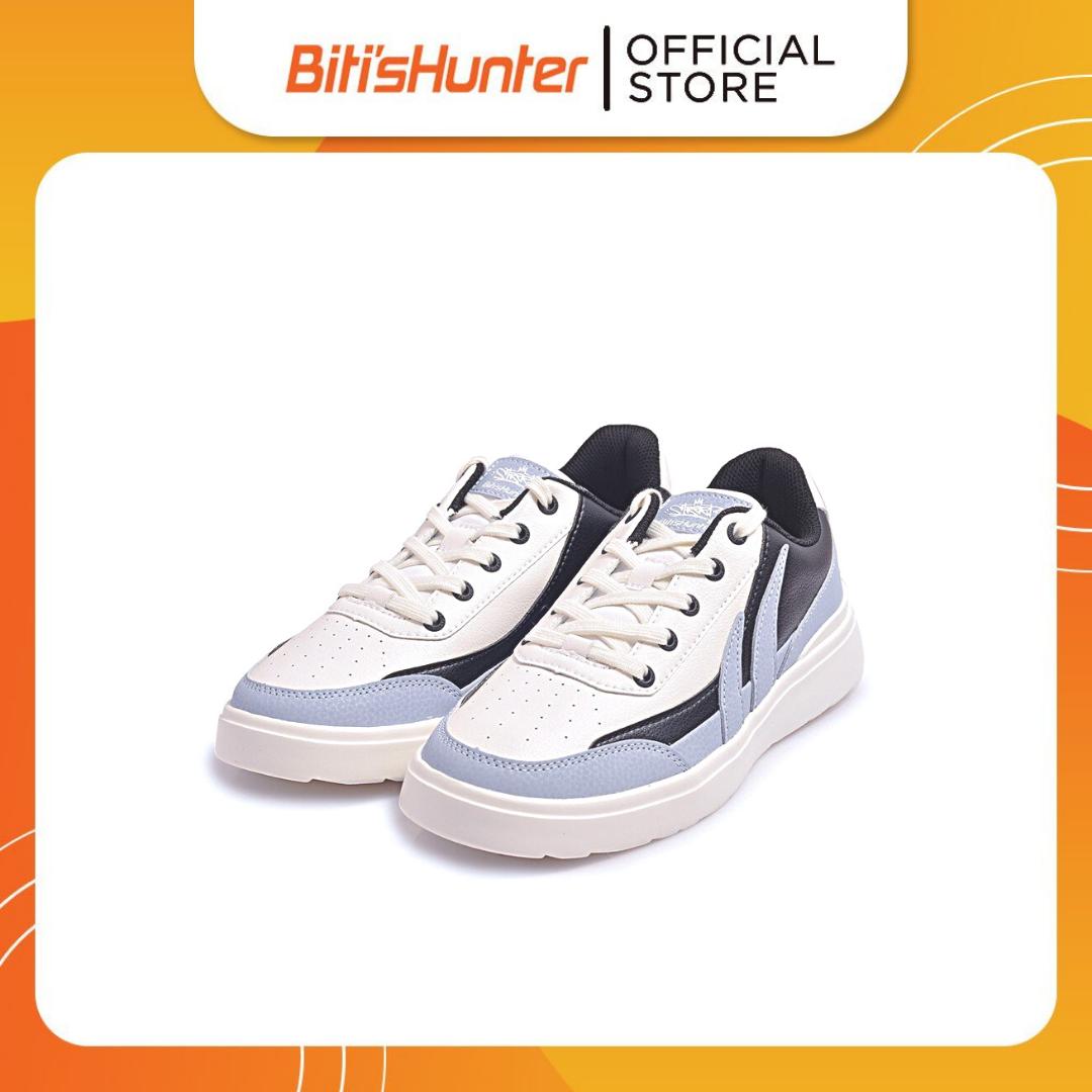 Giày Thể Thao Nam Biti's Hunter Street Z Collection Low Blue DSMH06600XDG (Xanh Dương)