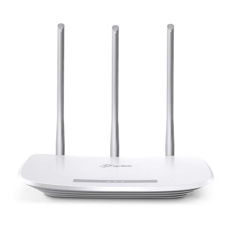 Bộ phát Wifi TP-LINK TL-WR845N 300 Mbps, 3 ăng ten rời - Hàng Chính Hãng