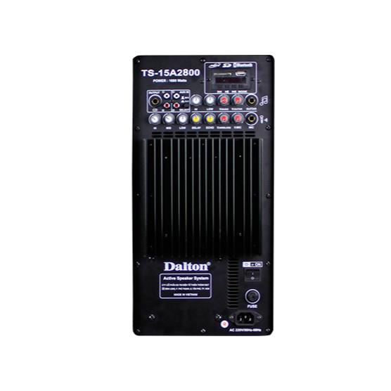 Loa kéo điện Dalton TS-15A2800 - Hàng chính hãng
