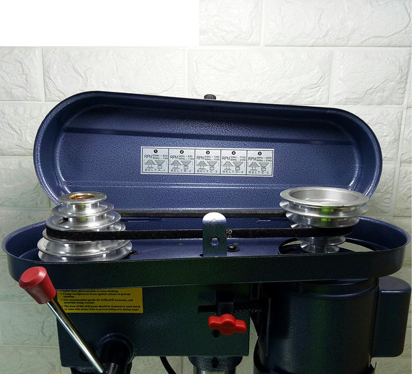 Máy khoan bàn chạy điện Hp-13 250W đầu cặp 13mm