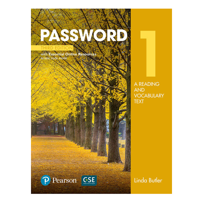 Password 1: A Reading And Vocabulary Text (3Rd Edition)