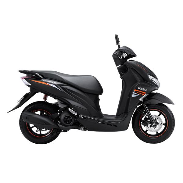 Xe máy Yamaha Freego S (Bản đặc biệt) - Đen nhám -  Phanh ABS - Smartkey