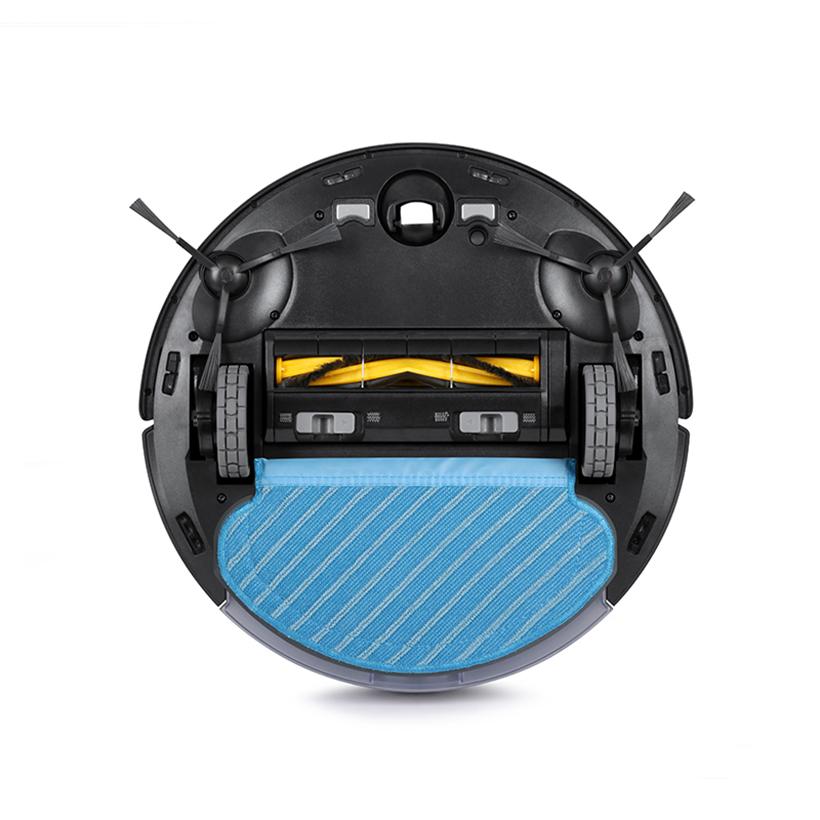 Robot hút bụi lau nhà thông minh Ecovacs deebot OZMO 950 - Hàng chính hãng - Phiên bản Quốc Tế ( Tặng hộp phụ kiện )