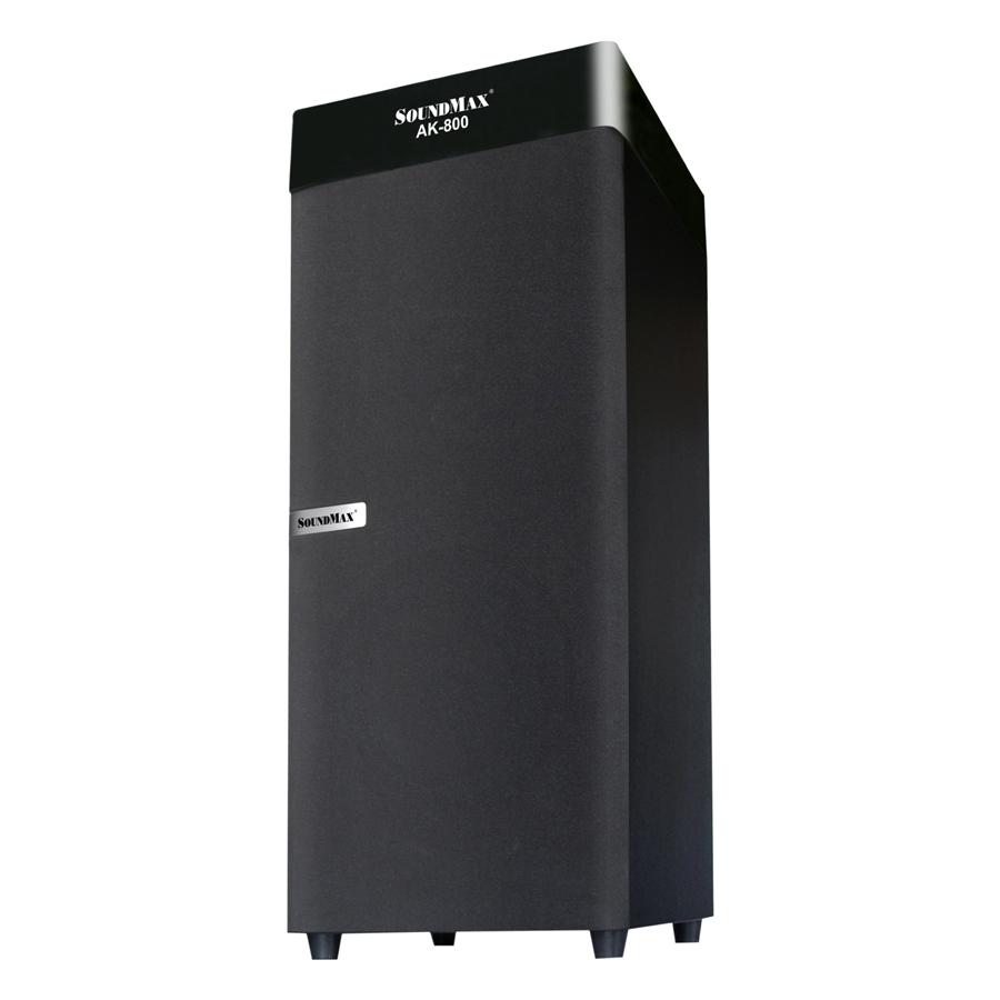 Loa Vi Tính SoundMax AK-800/2.0 100W - Hàng Chính Hãng