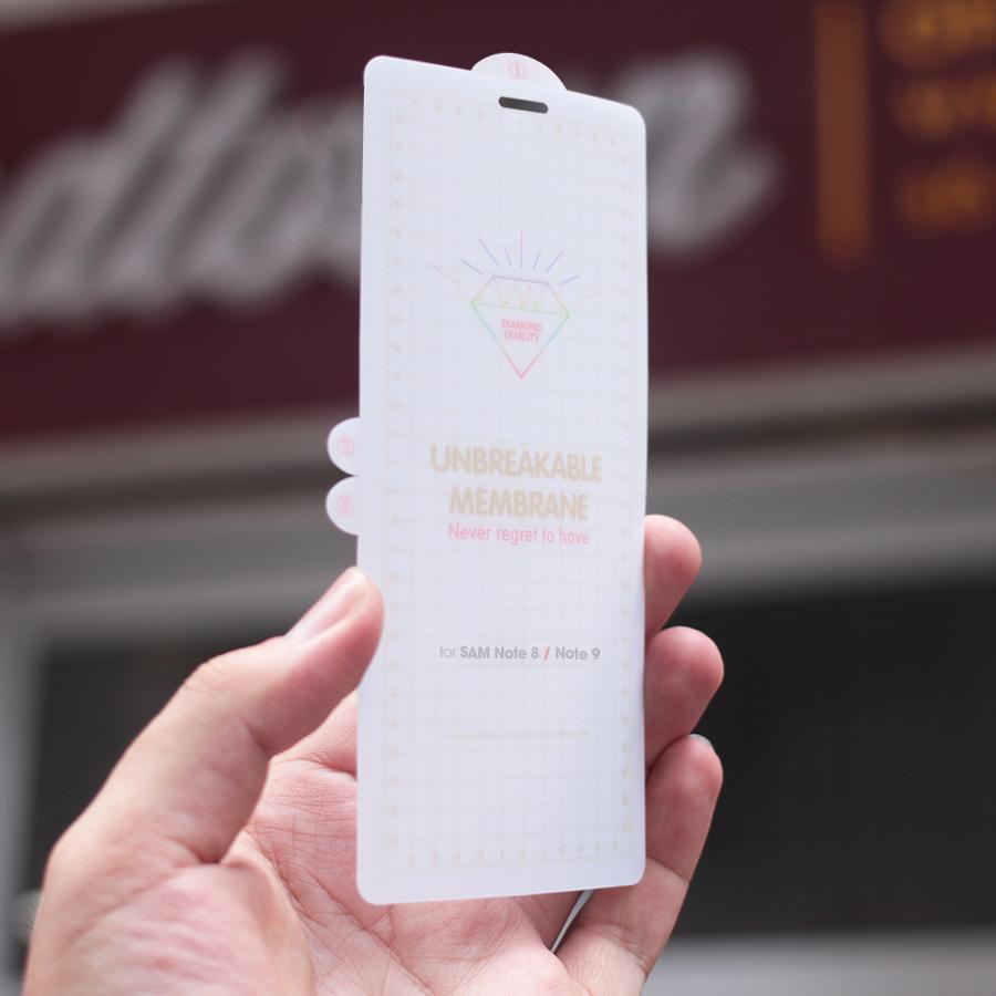 Miếng Dán Màn Hình Mặt Trước PPF Dành Cho Samsung Galaxy Note 8/ Note 9- Handtown- Hàng Chính Hãng