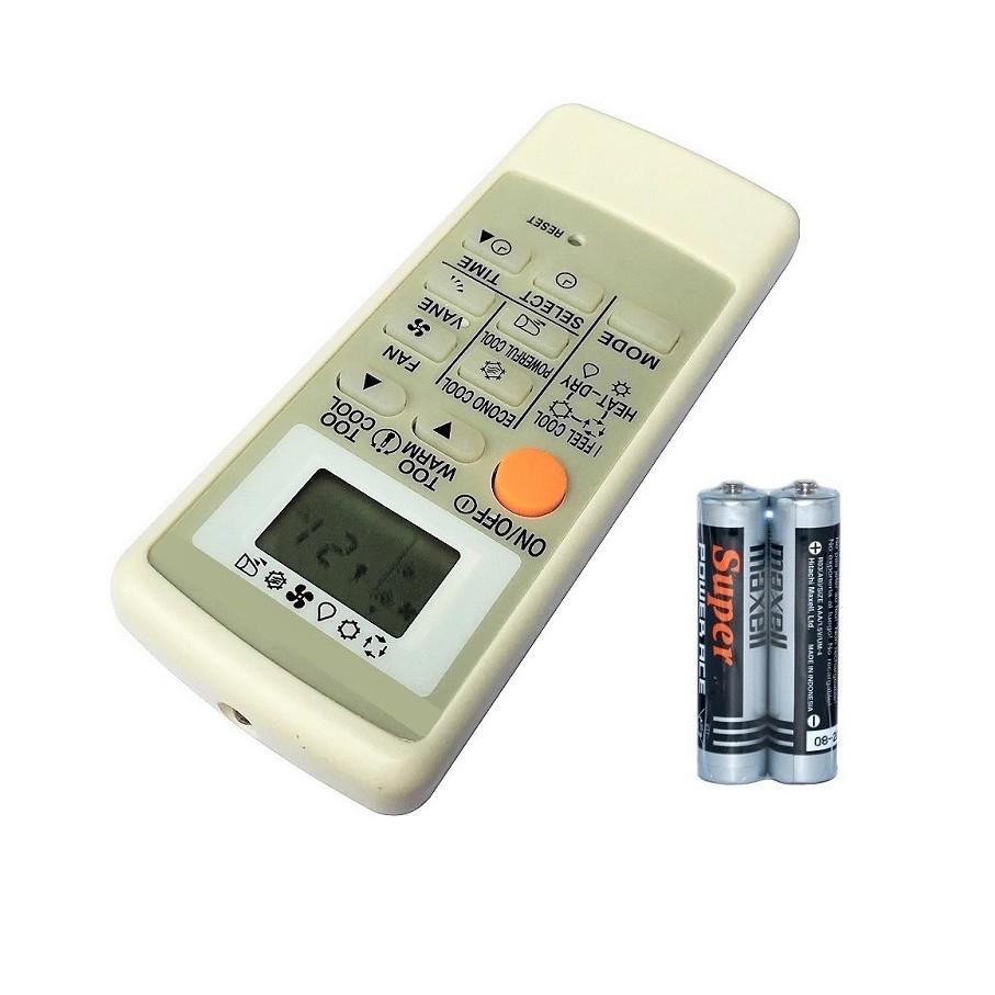 Remote Điều Khiển Dành Cho Máy Lạnh, Điều Hòa Mitsubishi MS-HL25VC, MSZ-HL35VA
