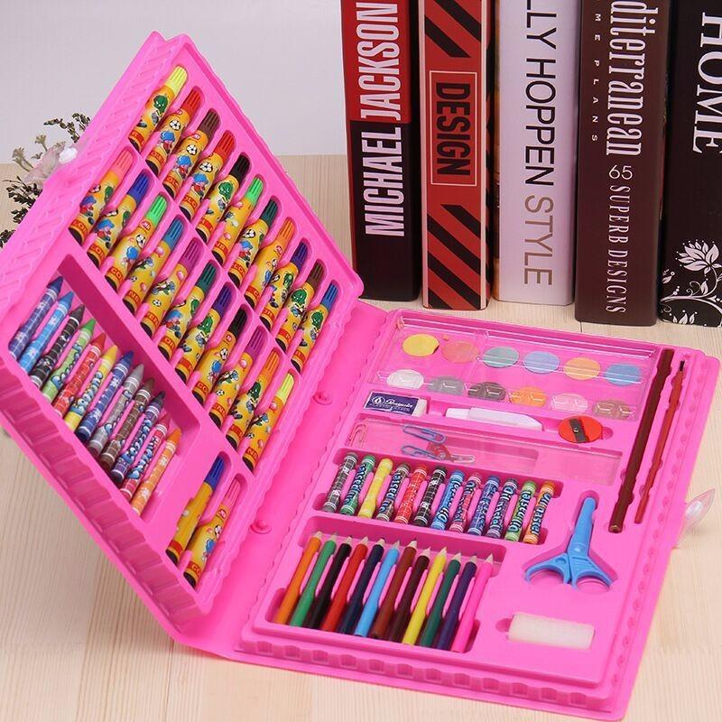 Hộp bút chì màu 86 món (ngẫu nhiên)