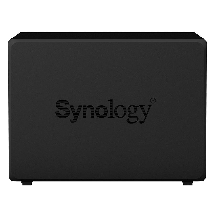 Ổ Cứng Mạng Synology NAS DS418 (Đen) - Hàng Chính Hãng