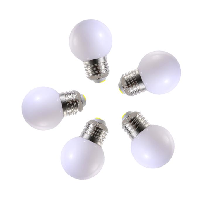 Combo 10 bóng đèn Led chanh loại chuẩn