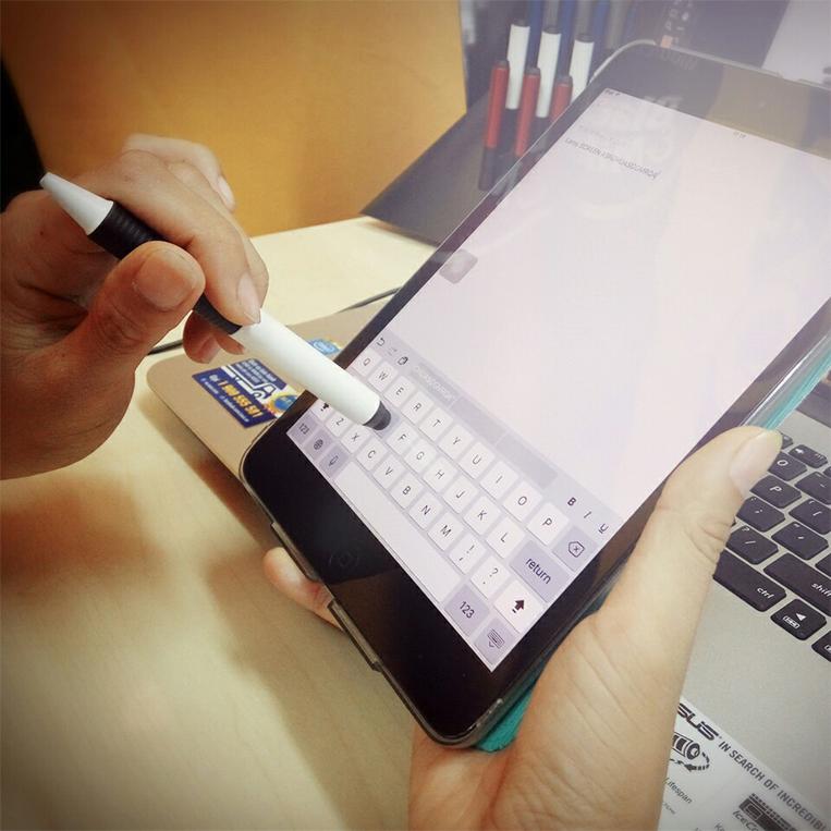 Bút LAMY Screen Multisystem pen-4030986 Blue