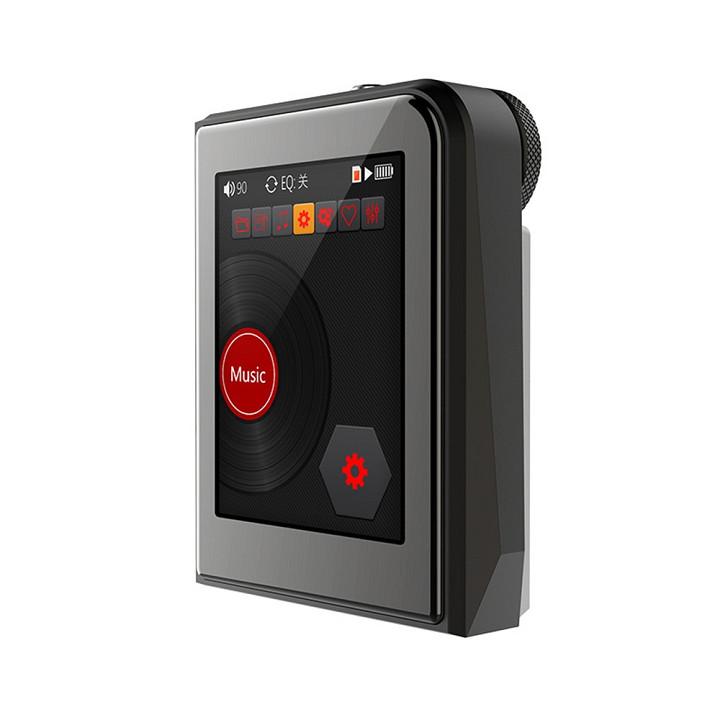 Máy nghe nhạc MP3 thể thao lossless mini Hifi Ruizu A50 Màn hình 2.5inch Hàng Nhập Khẩu