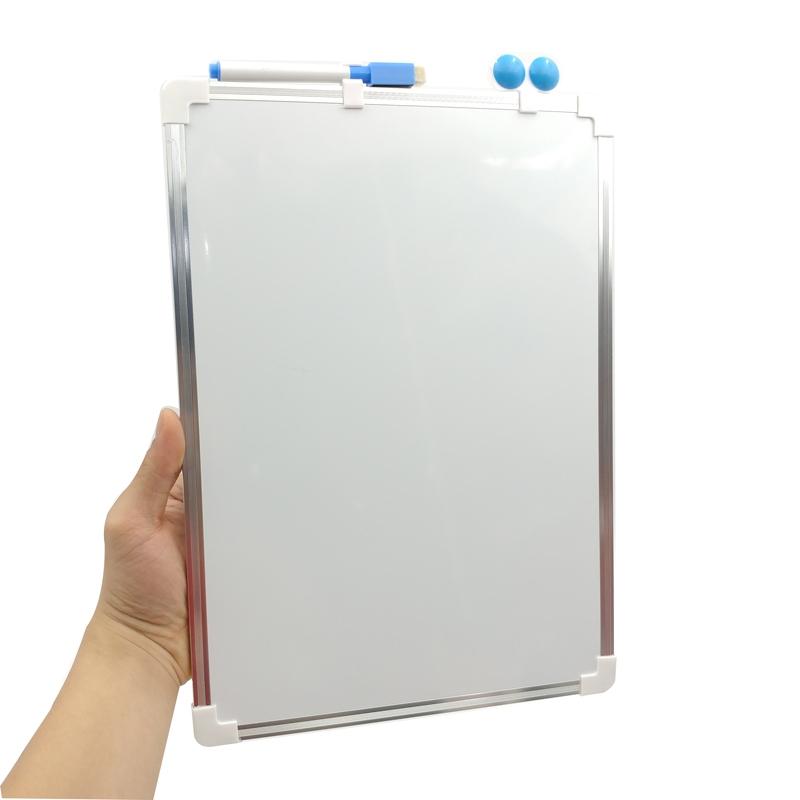 Bảng Viết Khung Nhôm MegaPad YLS2535 (Size L) - Màu Xanh