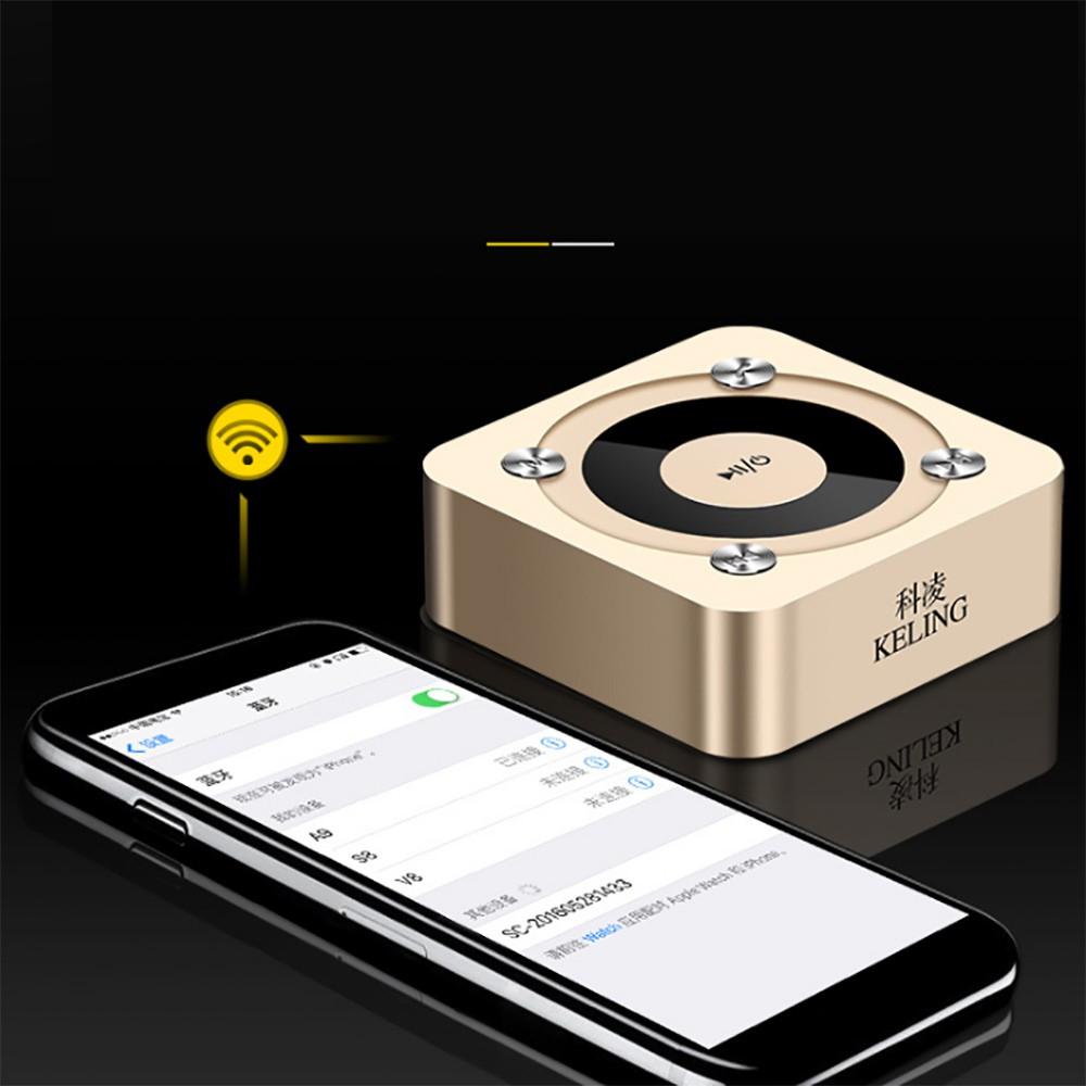 Loa Không Dây Bluetooth Keling A9 Pin 1500mAh Có Đèn LED Nhảy Theo Nhạc-4159-Hàng Nhập Khẩu( mãu ngẫu nhiên)