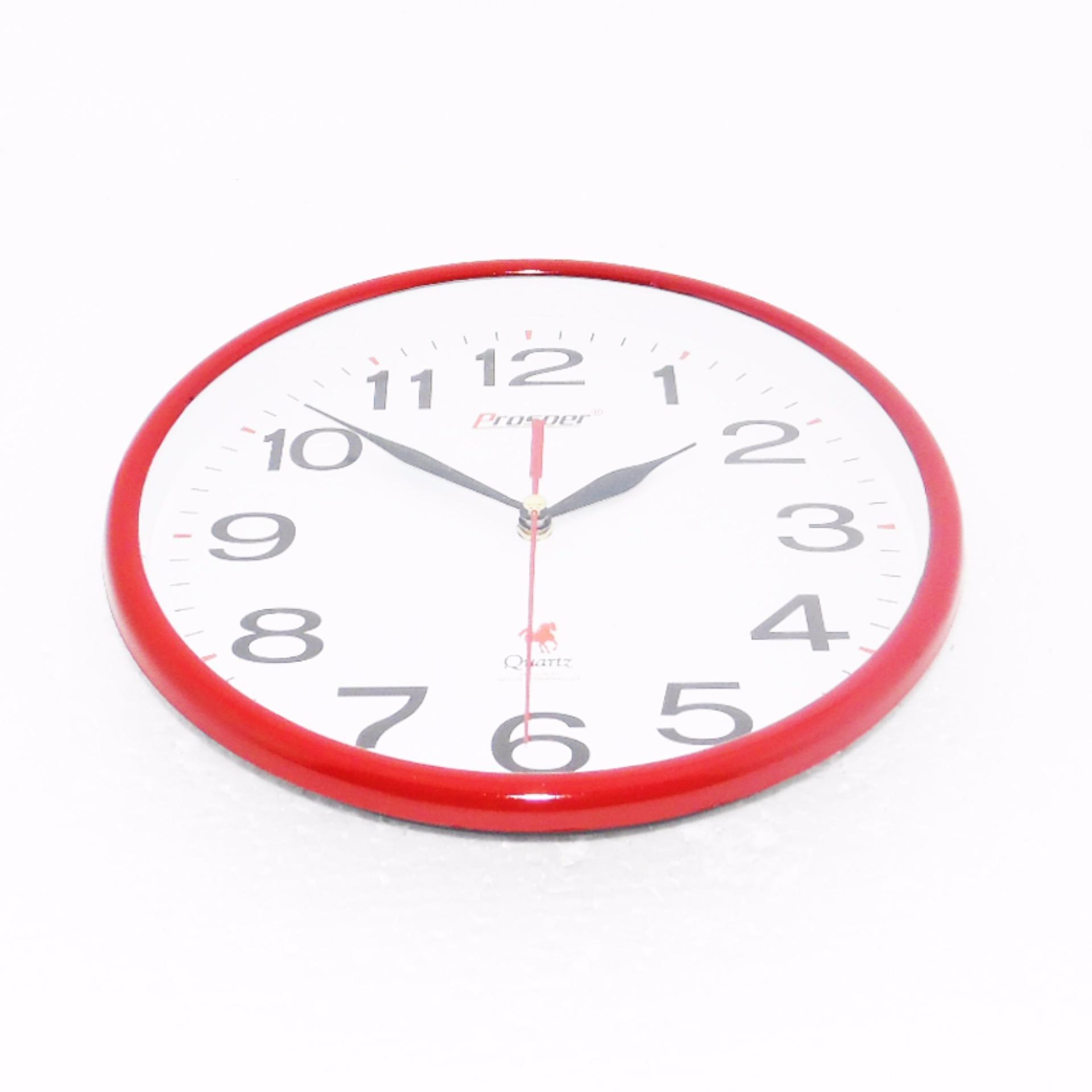 Đồng hồ treo tường PS P1 giao màu ngẫu nhiên