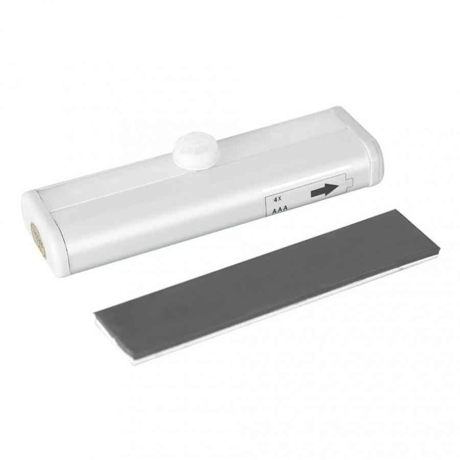 Đèn led mini dán tủ, dán tường cảm ứng hồng ngoại
