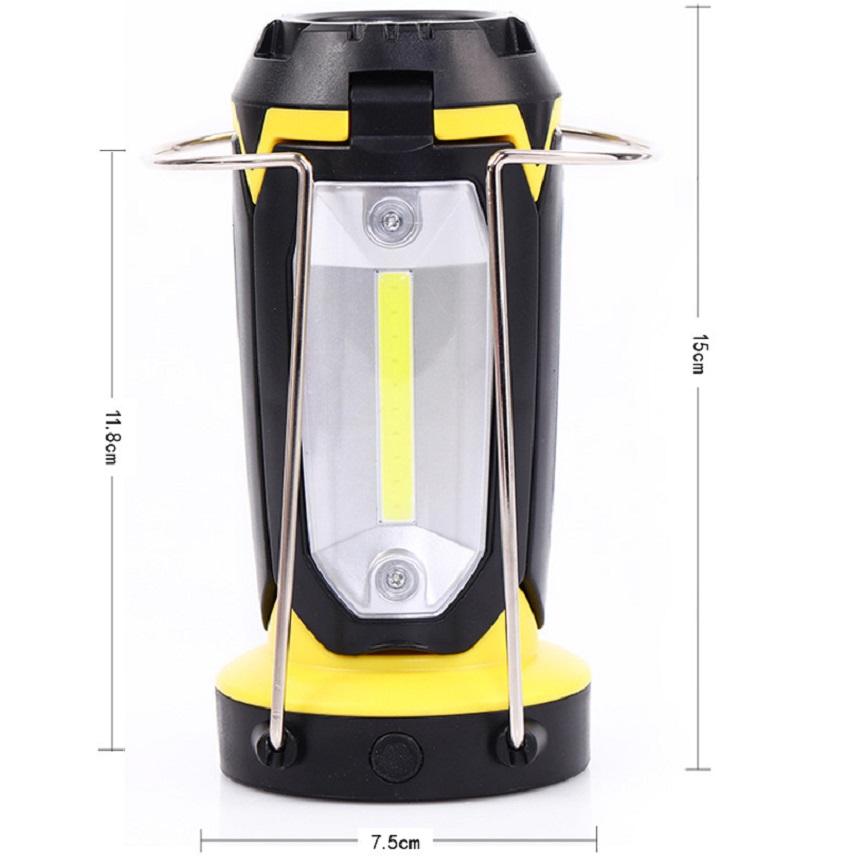 Đèn pin cầm tay đa năng 3in1 (tặng kèm 1 sản phẩm ngẫu nhiên)