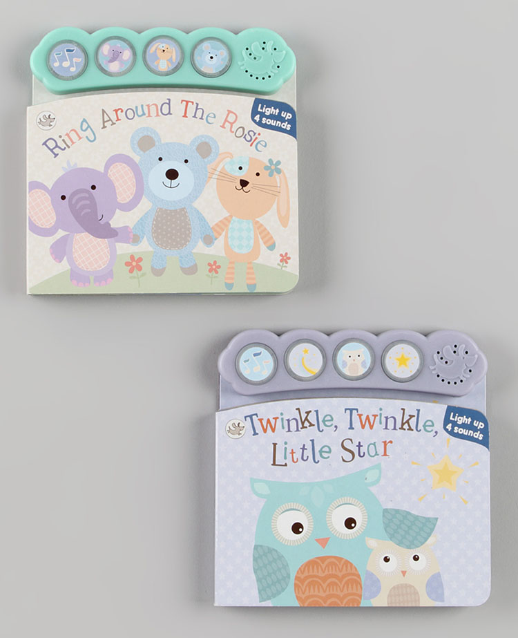 Little Me Twinkle, Twinkle, Little Star (Series Sound And Light)