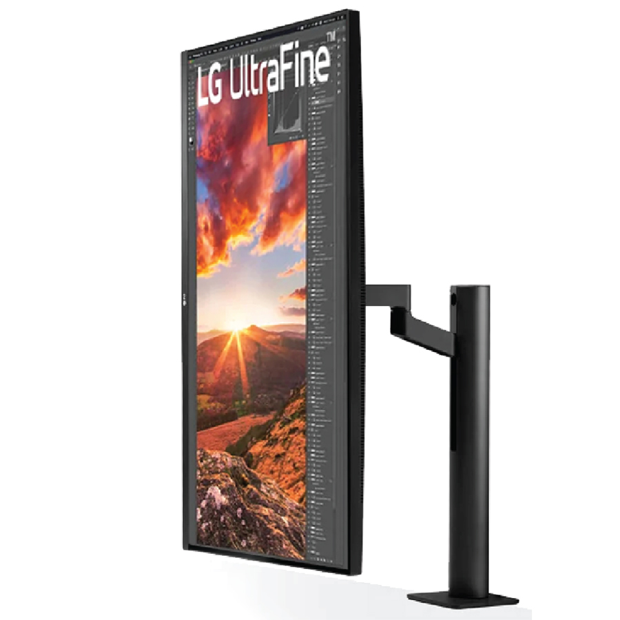 Màn Hình LG 32UN880-B 32'' UHD 4K Ergo (3840x2160) 5ms / 60Hz / IPS / USB Type-C / AMD FreeSync / Maxx Audio (5W) - Hàng Chính Hãng