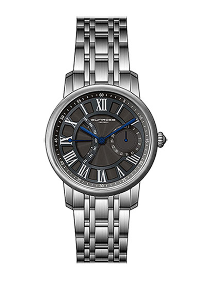 Đồng hồ Nữ dây kim loại Sunrise SL9001.1101