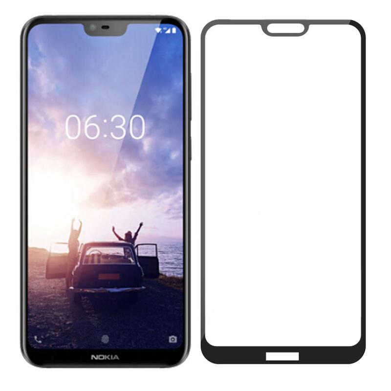 Cường lực Nokia 6.1 Plus Full màn